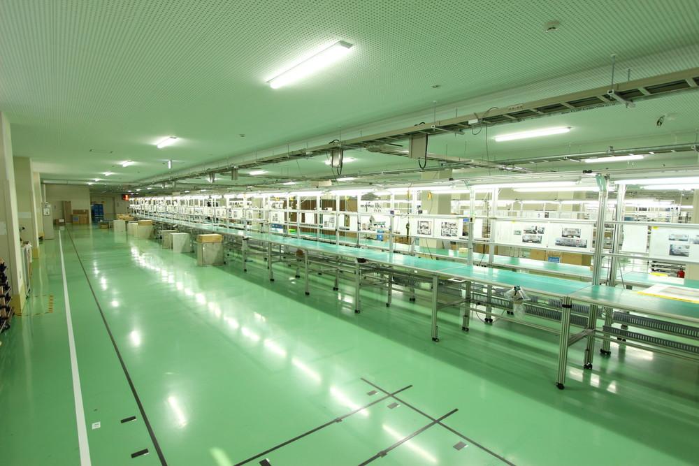 第二工場 組立ライン